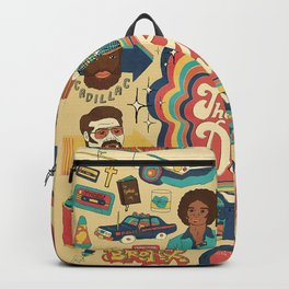 LONG LIVE THE REVOLUTION Backpack