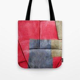 O Homem e o Rio (The Man and the River) Tote Bag