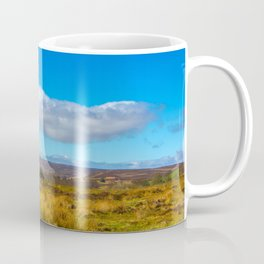A single tree in The Peak District Coffee Mug