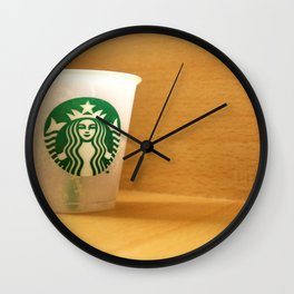 Free Sample. Wall Clock