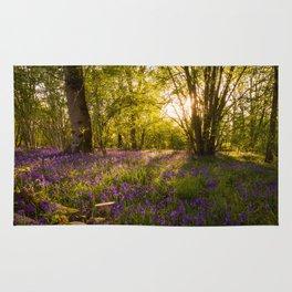Bluebell Wood MK Rug