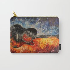 The rhythms of the guitar Carry-All Pouch