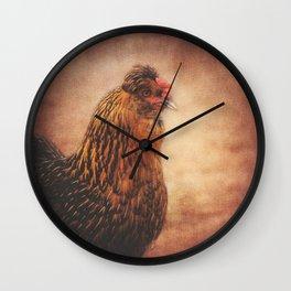 Henny Penny Wall Clock