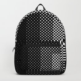 Concentric dotted dots, squared, concentric two times, rectangulars etc... Backpack