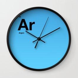 Argon Wall Clock