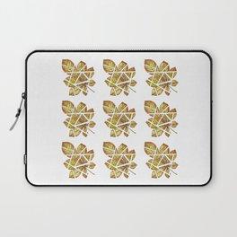 Chestnut leaf Laptop Sleeve