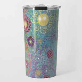 Art Journal 2 Whimsical Forest Travel Mug