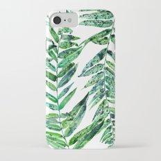 Fern Leaf Slim Case iPhone 7