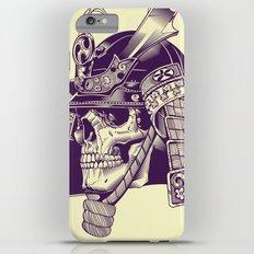 Skull Samurai Warrior lllustration iPhone 6s Plus Slim Case