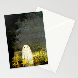Creepy Painting Stationery Cards