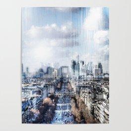 Paris - La Défense Poster