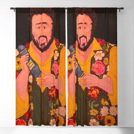 Pavarotti as Nemorino Blackout Curtain
