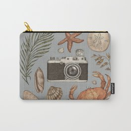 Summer Beach Collection Carry-All Pouch