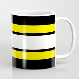 Team Colors 2..yellow Coffee Mug