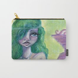 Ophelia The Mermaid Carry-All Pouch