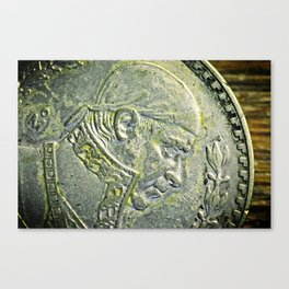 Coin of the Realm I Canvas Print