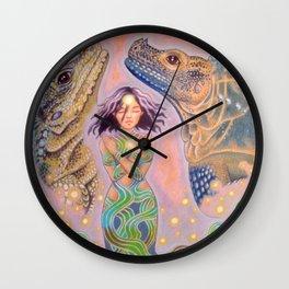 The Summoner Wall Clock