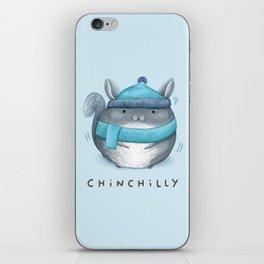 Chinchilly iPhone Skin