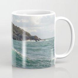 PORTRAIT OF SECRETARY ISLAND, BC TROPICS 2K16 Coffee Mug