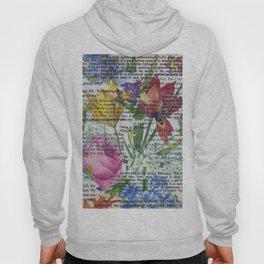 Flowery Prose Hoody