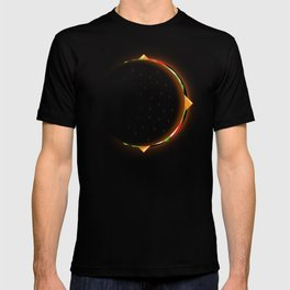 Burger Eclipse T-shirt