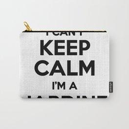 I cant keep calm I am a JARDINE Carry-All Pouch