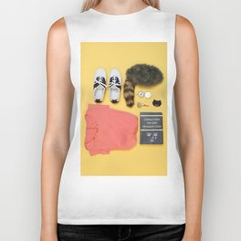 Moonrise Kingdom Biker Tank
