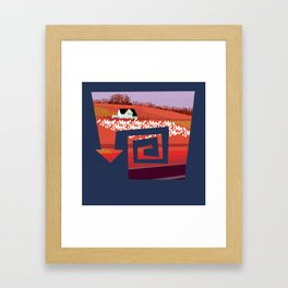 Plotting To Kill Your Friends - Outro Framed Art Print