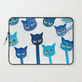 Cheyenne Whimsical Cats Laptop Sleeve