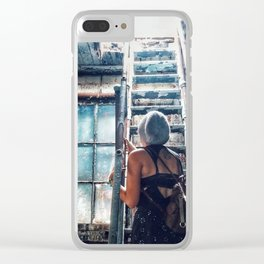 Glass Clear iPhone Case