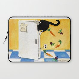 Buy Cat Food Laptop Sleeve