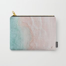 pink sands ii / elbow beach, bermuda Carry-All Pouch