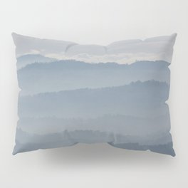 Blue Morning Pillow Sham