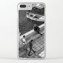 Hvar 1.1 Clear iPhone Case
