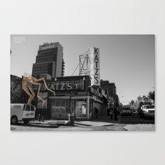 Unseen Monsters of New York - Ucopia Popinjay Canvas Print