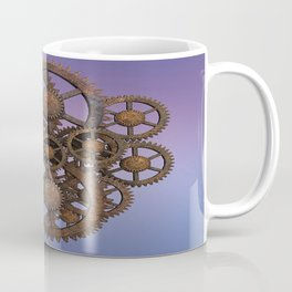 Steampunk Gears Coffee Mug