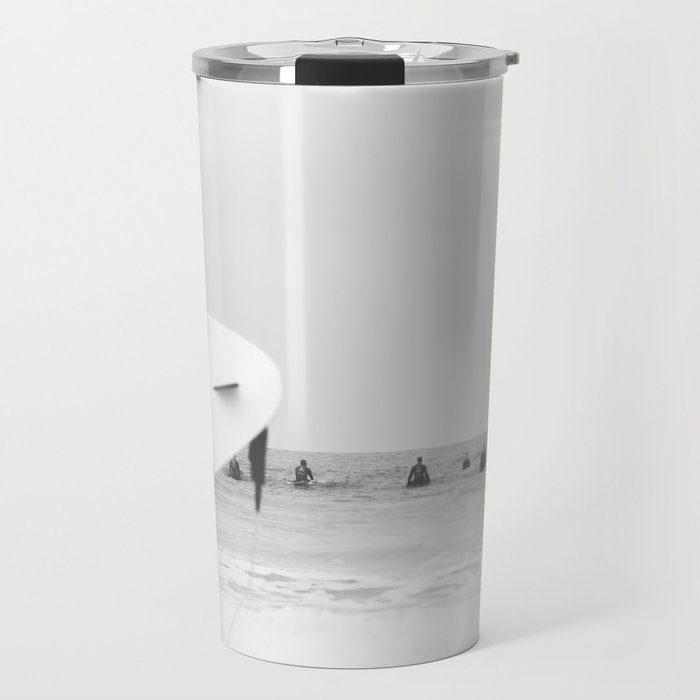 catch a wave II Travel Mug