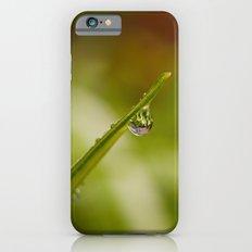 Morning Raindrop Slim Case iPhone 6s