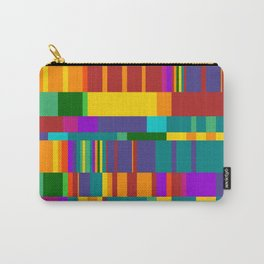 Chopin Prelude (Bright Colours) Carry-All Pouch