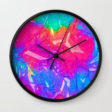Aurora 2 Wall Clock