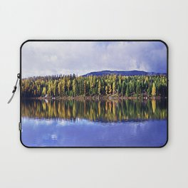Inez Lake Montana Panorama Laptop Sleeve