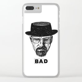 BAD Clear iPhone Case