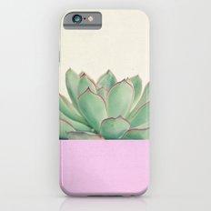 Succulent Dip iPhone 6s Slim Case