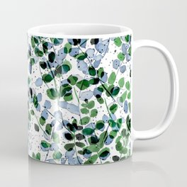 Synergy Blue and Green Coffee Mug
