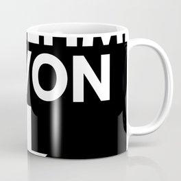 ich möchte davon haben, notgeil Coffee Mug