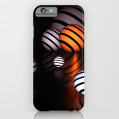 reflections and spheres -1- Slim Case iPhone 6s