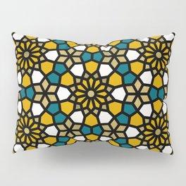 Persian Mosaic – Marigold Palette Pillow Sham