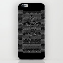 Joy Division: Going Solo iPhone Skin