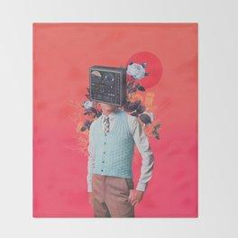 Phonohead Throw Blanket
