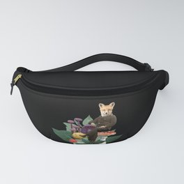 Psychedelic fox Fanny Pack